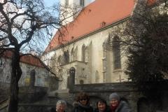 zimný výlet to BA so sestrami s Košíc