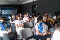 účastníci na workshope